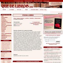 Descargar el libro La ciudad de las bestias de Allende Isabel gratis gracias a QuedeLibros.com
