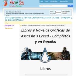 Descargar Libros y Novelas Gráficas de Assassin's Creed - Completo y en Español [MEGA] PDF
