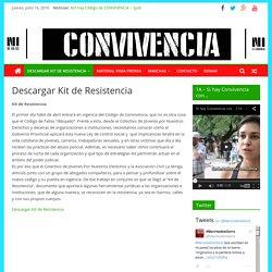 Descargar Kit de Resistencia – Marcha de la Gorra – Córdoba 2016