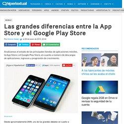 App Store vs Play Store: descargar, ventas y previsiones de futuro