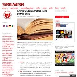 10 Sitios web para descargar libros digitales gratis