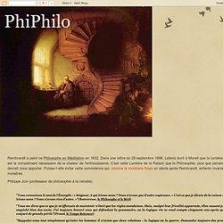 PhiPhilo: DESCARTES : IDENTITE FORMELLE, IDENTITE OBJECTIVE, IDENTITE PERSONNELLE.