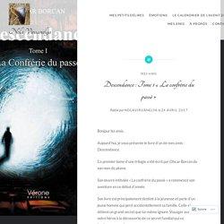 Descendance : Tome 1 «La confrérie du passé» – Nola Viruanelya