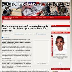 Guatemala compensará descendientes de Juan Jacobo Arbenz por la confiscación de bienes