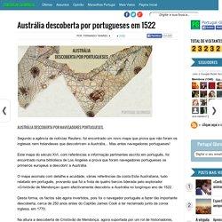 Austrália descoberta por portugueses em 1522