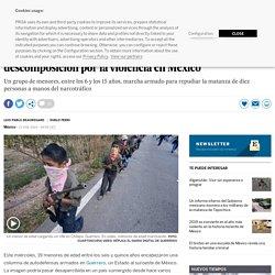 Los niños soldado de Guerrero: nueva señal de la descomposición por la violencia en México
