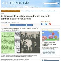 El desconocido atentado contra Franco que pudo cambiar el curso de la historia