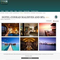 Hoteles increibles pearltrees for Conrad maldives precios