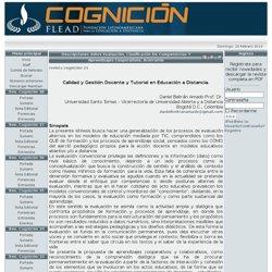 Descripciones sobre evaluación, clasificación de competencias y aprendizajes cooperativos, acercamie