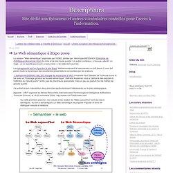 Le Web sémantique à iExpo 2009