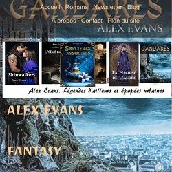 Comment écrire une description: descriptions visuelles - Romans d'Alex Evans