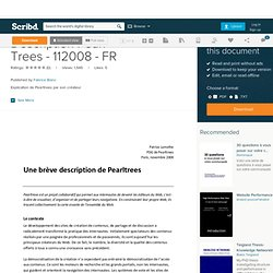 Description Pearl Trees - 112008 - FR