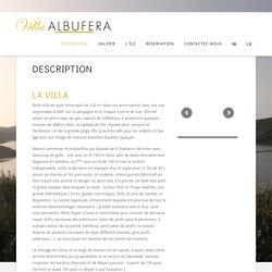 Villa Albufera