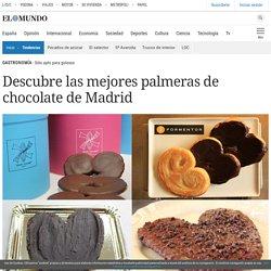 Descubre las mejores palmeras de chocolate de Madrid