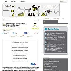 Descubre las mejores herramientas para Social Media