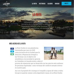 Descubre el verdadero rostro del conflicto armado interno en Colombia