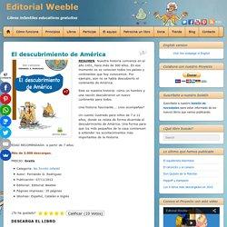 El descubrimiento de América - Editorial Weeble
