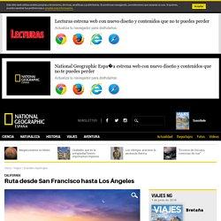Ruta desde San Francisco hasta Los Ángeles