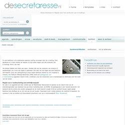 desecretaresse.nl: Regels voor het versturen van e-mailings
