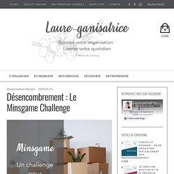 Désencombrement : Le minsgame challenge