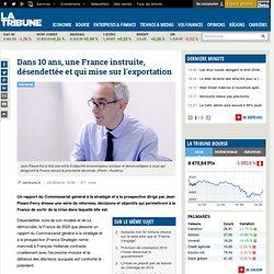 Dans 10 ans, une France instruite, désendettée et qui mise sur l'exportation