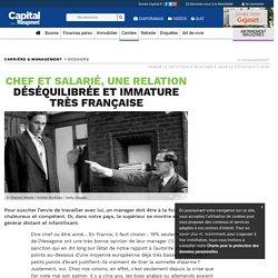 Chef et salarié, une relation déséquilibrée et immature très française