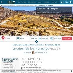 Le désert de los Monegros - Aragón - Espagne