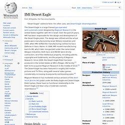 IMI Desert Eagle