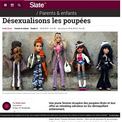 Désexualisons les poupées