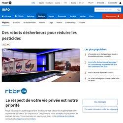Des robots désherbeurs pour réduire les pesticides