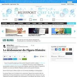 Le déshonneur du Figaro Histoire