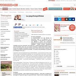 """La psychosynthèse : Des exercices de """"désidentification"""""""