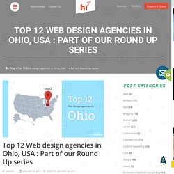 Top Web Design Agencies in Ohio, USA - ColorWhistle