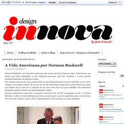 Design Innova: A Vida Americana por Norman Rockwell