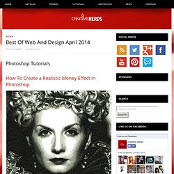 Best Of Web And Design April 2014