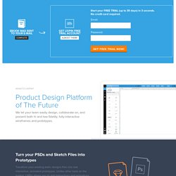 Web Design Book of Trends 2015-2016 - Free e-book by UXPin