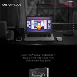 Design+Code: Learn iOS design and Xcode