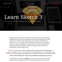 Learn iOS design and Xcode