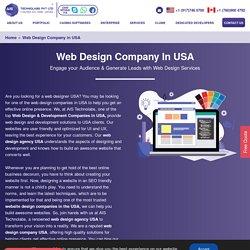 Web Design Company USA
