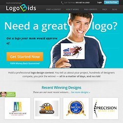 LogoBids - Outsource Logo Creation