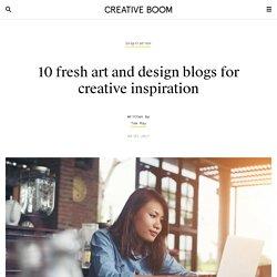 10 fresh art and design blogs for creative inspiration