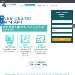 website design in miami