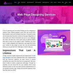 Website Design Services in Noida, India