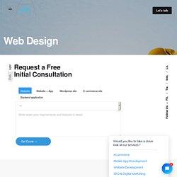 Web Design and Development company in Egypt