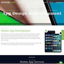 Mobile App development services in India & USA