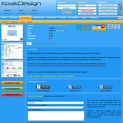 Koak Design Developpement / Windows - Linux - MacOS