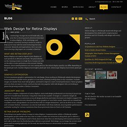 Web Design for Retina Displays