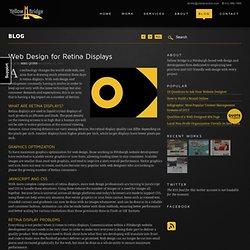 Web Design for Retina Displays