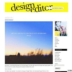 Design Editor