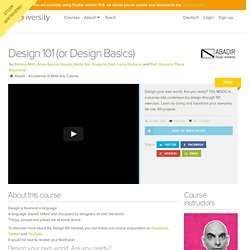 Design Basics Course